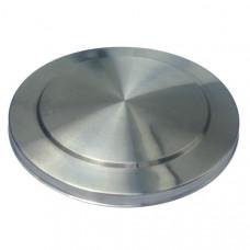 Нагреватель дисковый для чайника 2000W, d=156, h=9, выпуклый, крепеж 3 папы