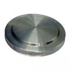Нагреватель дисковый для чайника 2000W, d=147, h=13, выпуклый, крепеж 3 папы