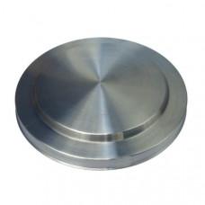 Нагреватель дисковый для чайника 1800W, d=152, h=12, выпуклый, крепеж 4 папы