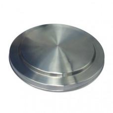 Нагреватель дисковый для чайника 2000W, d=152, h=9, выпуклый, крепеж 3 папы