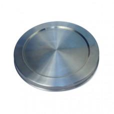 Нагреватель дисковый для чайника 1800W, d=147, h=12, впадина, крепеж 3 папы
