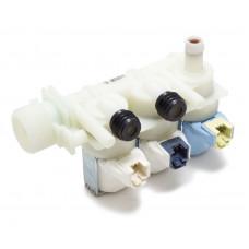 Клапан подачи воды 3/90° для стиральной машины Indesit, Whirlpool C00110331, 482000022812